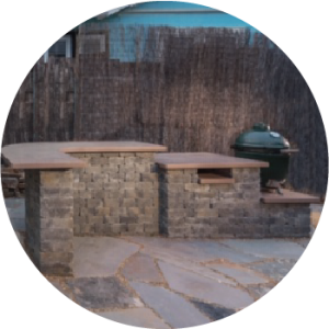 Hardscape - Outdoor Kitchen